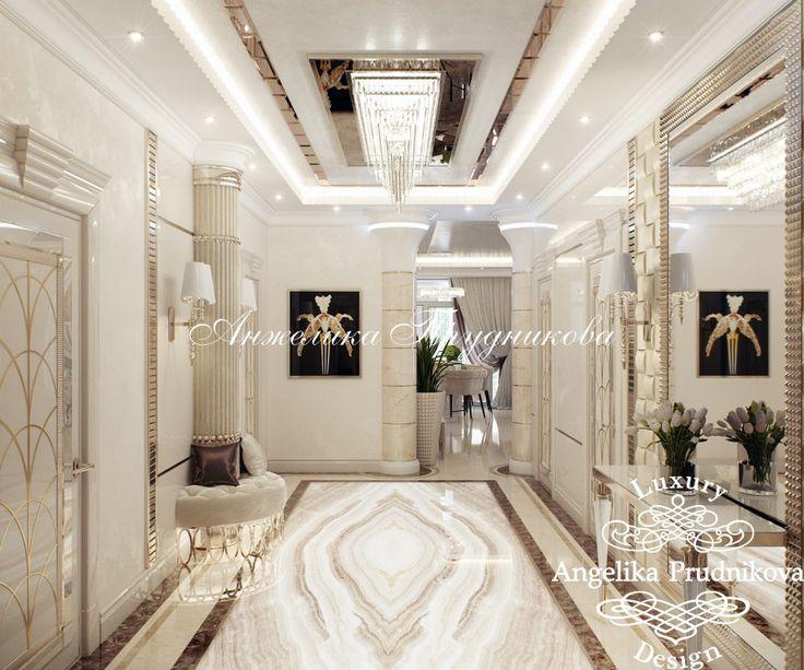 Дизайн интерьера квартиры в ЖК Montblanc в г.Новосибирск. Фото 2017 - Дизайн квартир