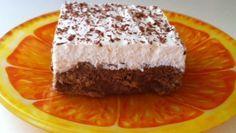 Λαχταριστό γλυκό ψυγείου με σοκολάτα και μπισκότα έτοιμο σε 15′, από το sintayes.gr!