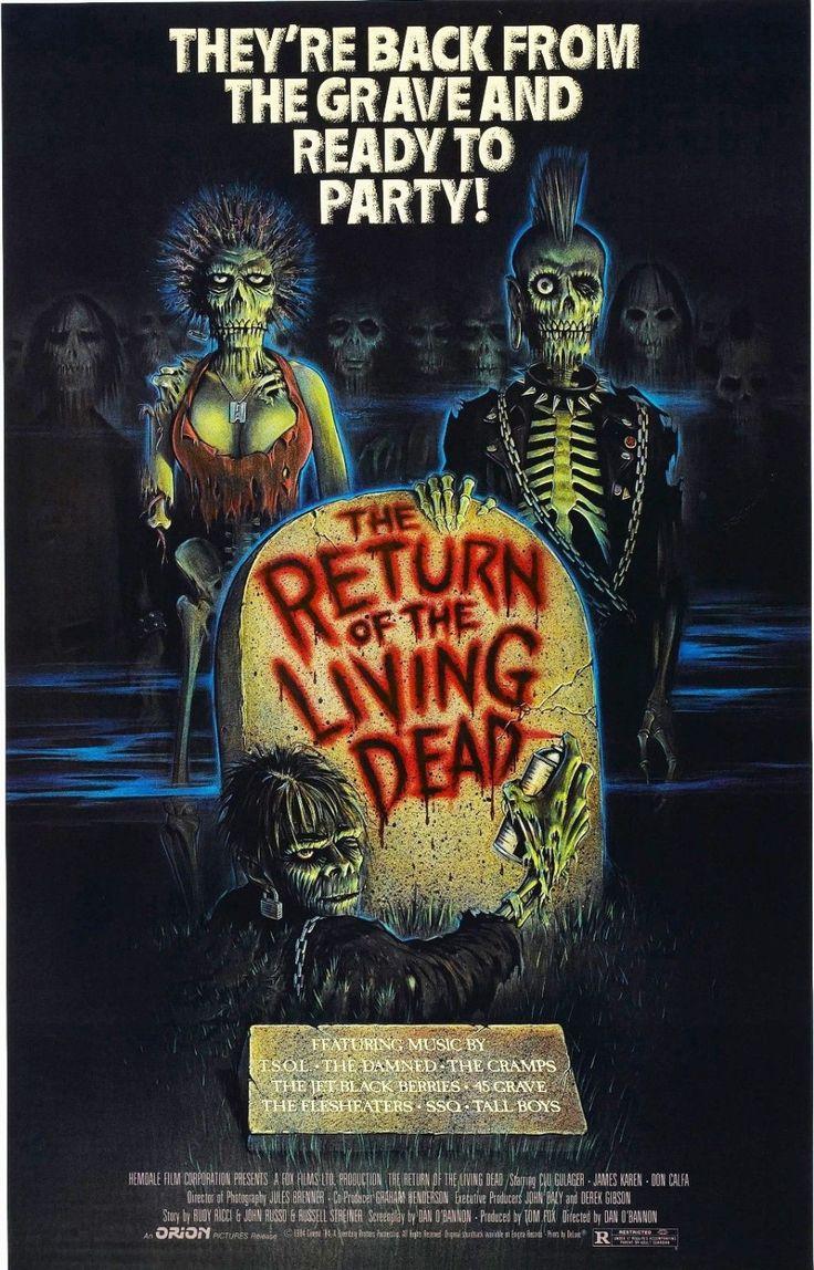 The return of the living dead 1985