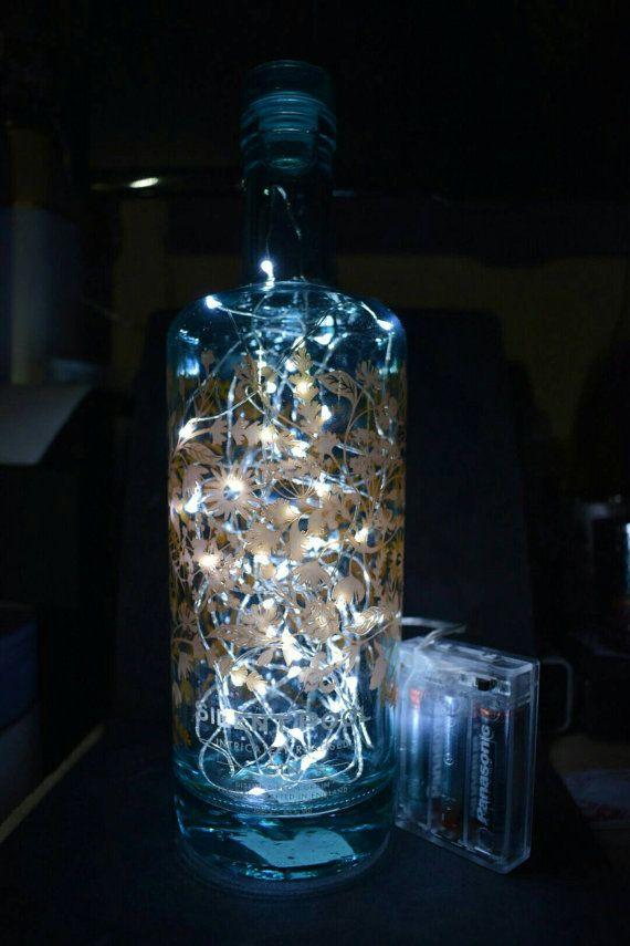 Flaschen Beleuchtung | Die Besten 25 Led Lampe Ohne Kabel Ideen Auf Pinterest
