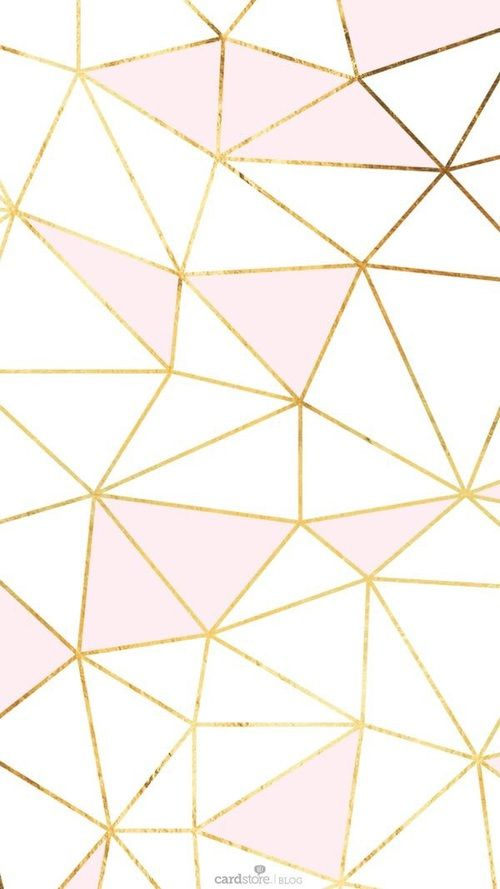 Image de wallpaper, gold, and pink