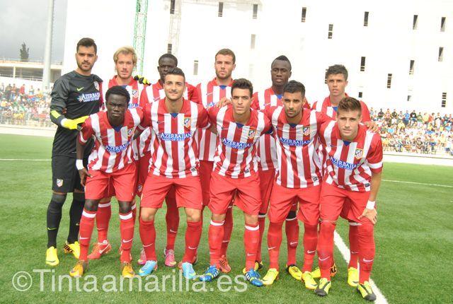#Atlético Madrileño