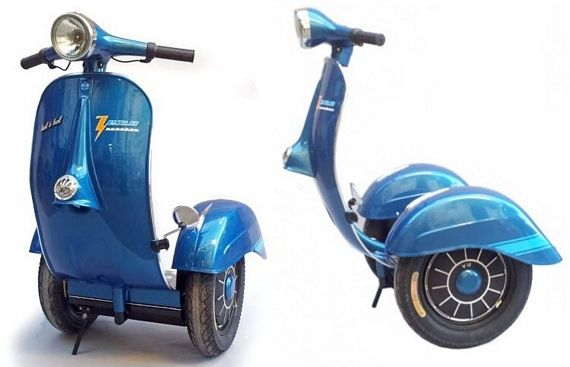 Luk At This :      Vespa New Electric Scooter Launched Vespa int...
