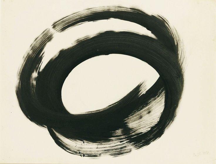 Judit Reigl, Presence, 1958, Kalman Maklary Fine Arts