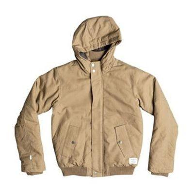 #Quiksilver giacca beige Bambino  ad Euro 90.95 in #Cappotti giubbotti e giacche #Bambino