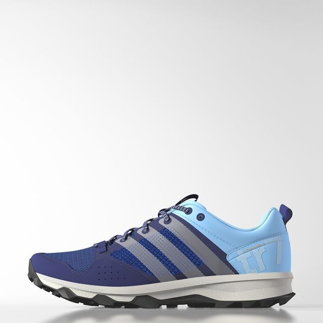 adidas Kanadia 7 Trail Shoes - Midnight Indigo | adidas UK