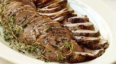 Weight Watchers Roasted Pork Tenderloin Recipe | The Chew - ABC.com