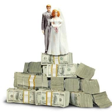 New Rules Of Wedding Etiquette Who Pays For What