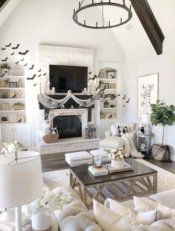 modern christmas home decoration ideas in year 2018 home decor rh pinterest com