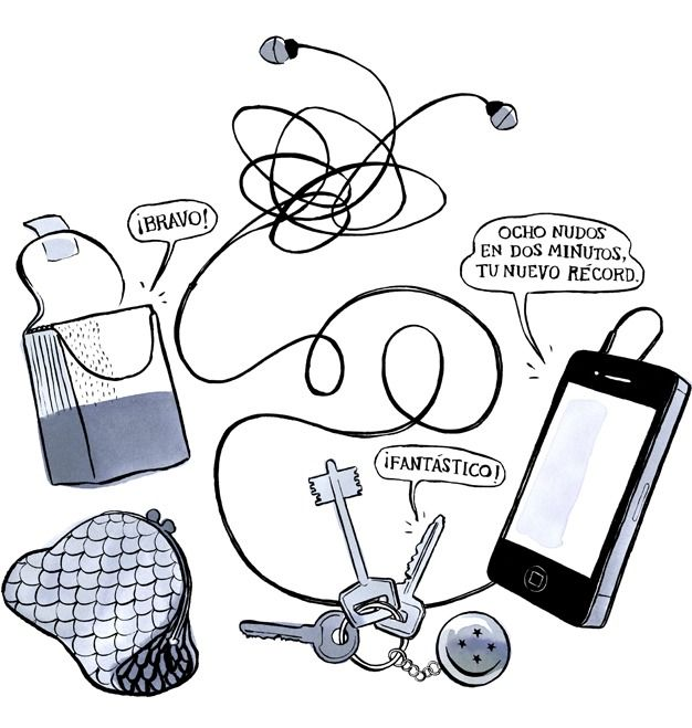 Diseño para bolsa y mochila. Laura Pacheco