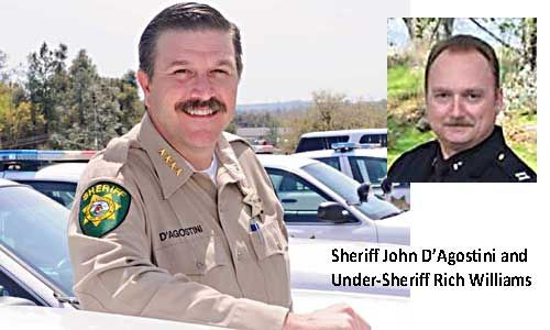 """El Dorado County Sheriff and U.S. Forest Service Meet 