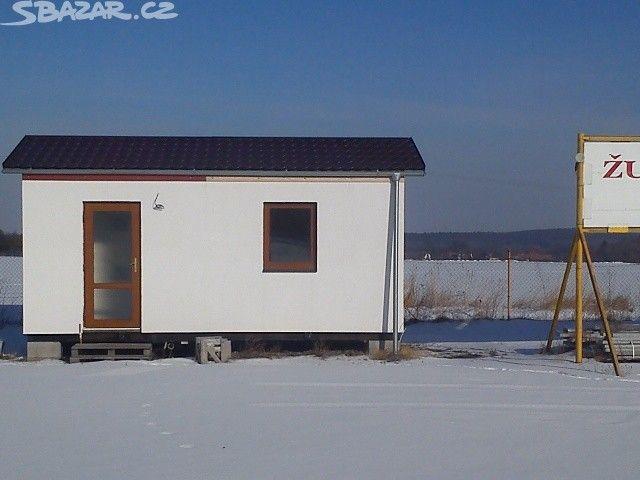 Mobilní chata - obrázek číslo 1
