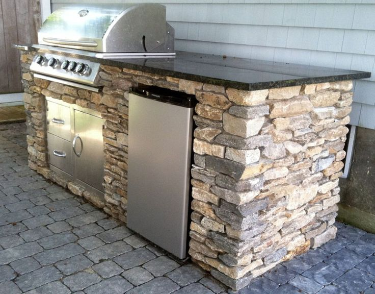 Amazing Outdoor Kitchen Kits 2014   Pictures, Photos, Images