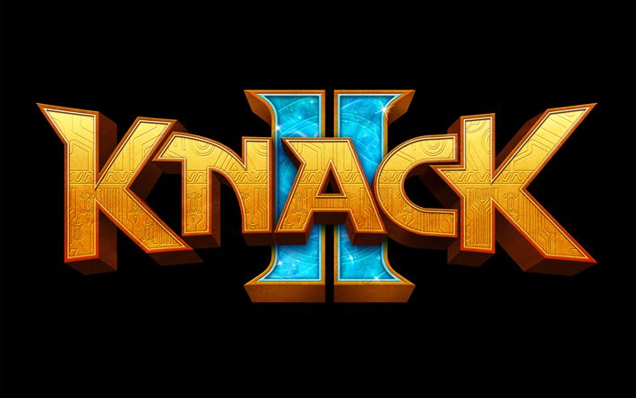 Download wallpapers Knack 2, 4k, 2017 games, action, Knack II