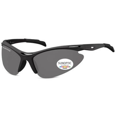 Γυαλιά Ηλίου Biker Sunoptic Polarized SP301-BLACK-e-chap