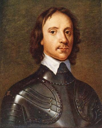 Oliver Cromwell (25 April 1599 – 3 September 1658) was an English military and political leader and later Lord Protector of the Commonwealth of England, Scotland and Ireland.  Born into the middle gentry, albeit to a family descended from the sister of King Henry VIII's minister Thomas Cromwell, Cromwell was relatively obscure for the first 40 years of his life.