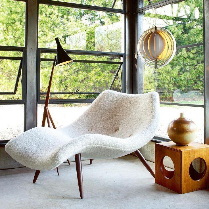 Relaxing Home Decor Mid Century Modern Living Room