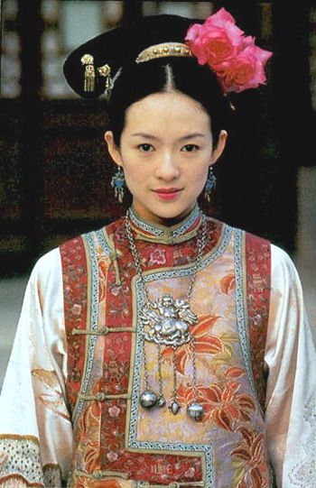 "Zhang Ziya portrays the character of Jiao Long from the movie ""Crouching Tiger, Hidden Dragon""........"