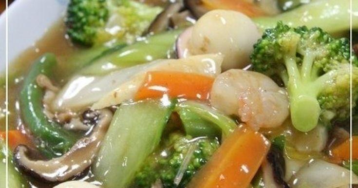野菜たくさん食べられる本格中華★八宝菜♪ by みぞれっちファン