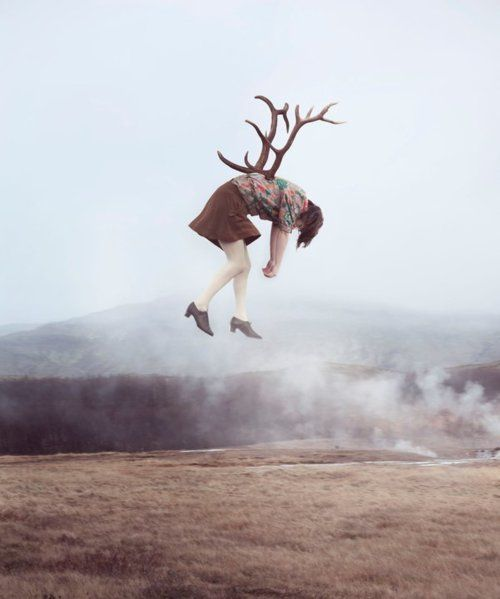 Maia Flore. This is super weird. I love it.