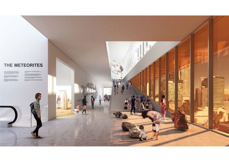 Galería de OMA + HASSELL revelan diseño del nuevo Museo de Australia Occidental - 4