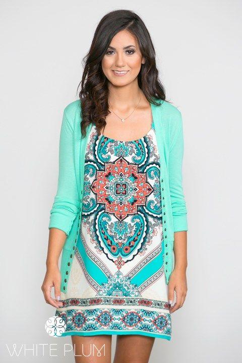 Paisley Dresses | 2 Styles!