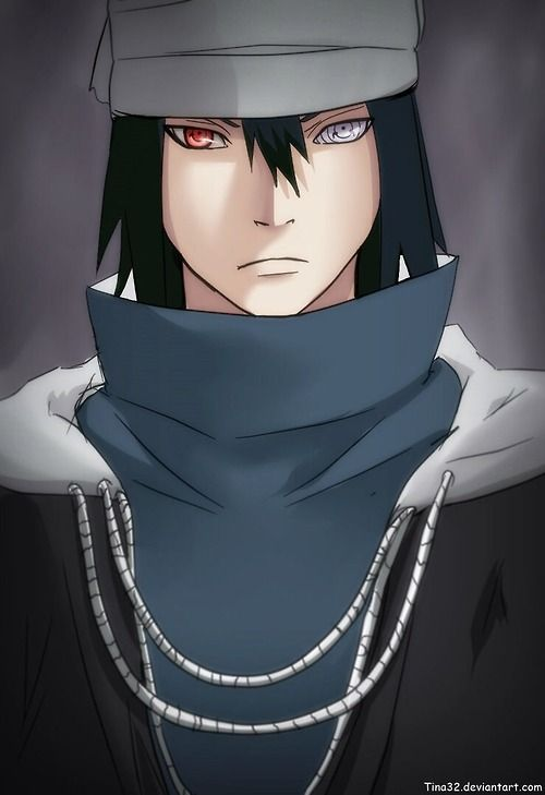 Naruto - the Last Movie, Sasuke Uchiha
