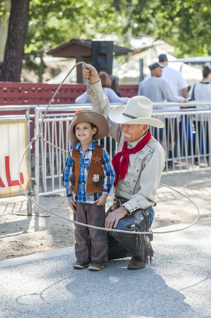 Giddy on up to the Santa Clarita Cowboy Festival! The fun returns April 22-23, 2017, at William S. Hart Park!