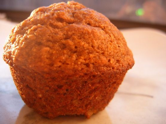 This is a fantastic muffin that bakes out very high and moist, I have even added a finely chopped large apple into the flour mixture. If you prefer a sweeter muffin then add in more brown sugar. You can use 1-1/3 cup cake and pastry flour instead of all-purpose flour.