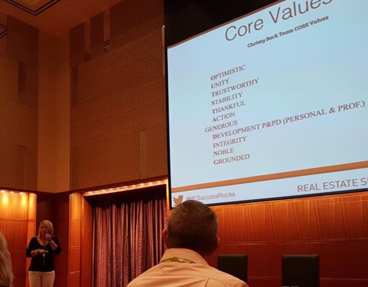 Honored to have our Team Leader, Christy Buck, speaking on the 6 Critical Must Do's to Succeed in Real Estate at the Real Estate Rocks Conference in St Louis!