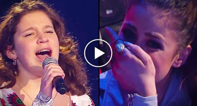 Menina De 13 Anos Leva Júri Às Lágrimas Com Música De Andrea Bocelli http://www.funco.biz/menina-13-anos-leva-juri-lagrimas-com-musica-de-andrea-bocelli/
