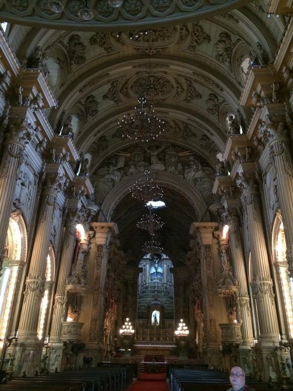 Igreja de São Francisco de Paula - Rio de Janeiro - Avaliações de Igreja de São Francisco de Paula -