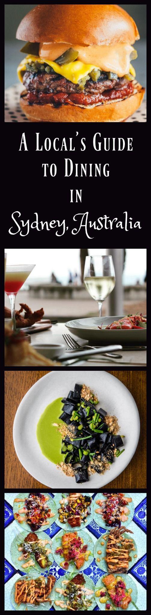 Exquisite Restaurants in Sydney - The Daily Adventures of Me