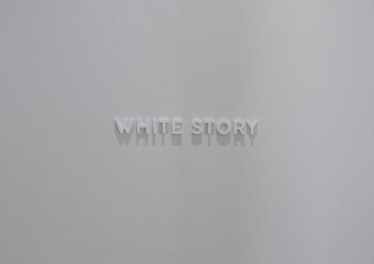 Gloss Creative | White Story AW17 Presentation #creativedirection #setdesign #runway #catwalk #fashionparade #tablestyling #productlaunch