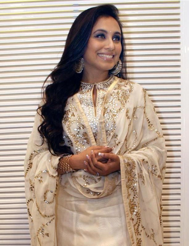 Rani Mukherji at Diva`ni Store Launch