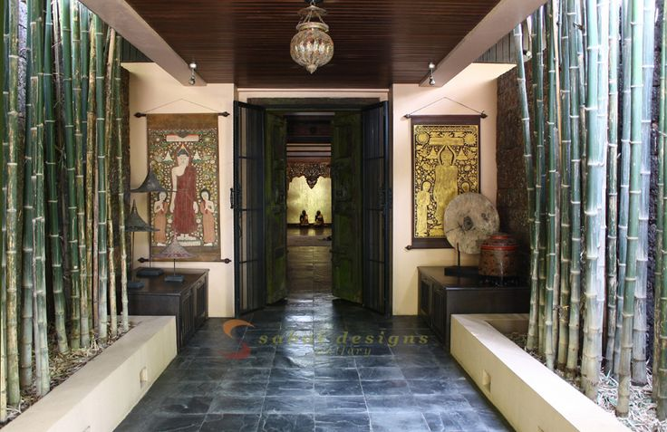 Asian Home Decor Entrance Asian Decor From Asian Home Decor