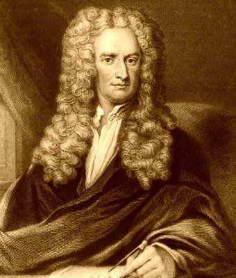 scientist Sir Isaac Newton. Born on 1643 in Woolsthrope, England, Sir Issac Newton is best known for his law on gravitation. He was a poor student at school or at running the family estate. However, he loved making mechanical toys and models of windmills. Newton explained the theory of gravity and gravitation by inventing calculus as no other principles could explain it. The new revolution in mathematics, Calculus was derived from his binomial theorem to infinite series.
