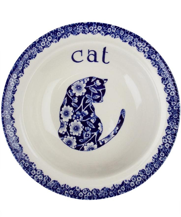 Burleigh Blue Calico Cat