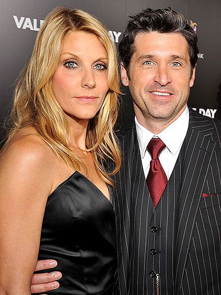 Patrick Dempsey's Wife Files for Divorce http://www.people.com/article/patrick-dempsey-wife-files-divorce-greys-anatomy