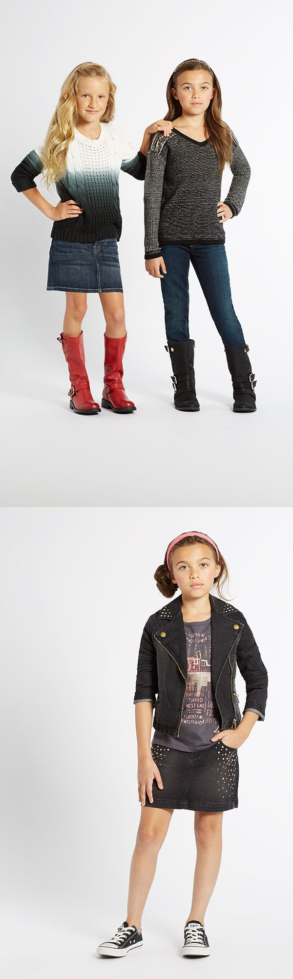 Take your fashion back to school with cute styles from