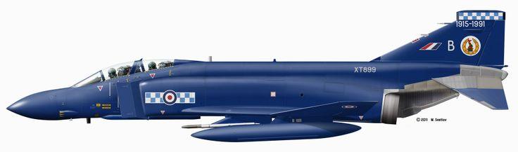 Phantom FGR Mk 2 92 Sqn RAF