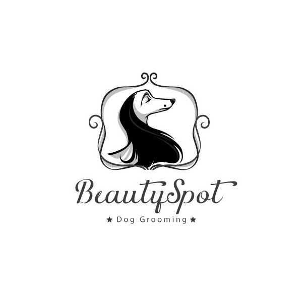 Fresh Vibrant Logo for Dog Grooming Business by Radhika