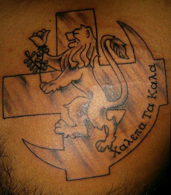 Cross crescent and rampant lion holding a white rose - Lambda chi alpha wallpaper ...
