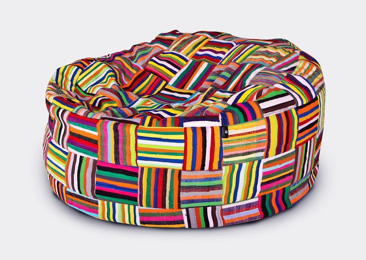 Big Boribori | Handwoven Bean Bags | Beanbags | Ashanti Design