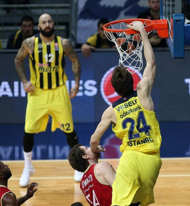 Jan Vesely #Fenerbahçe