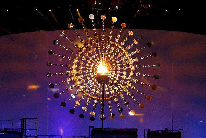 EBC | Espetáculo marca abertura dos Jogos Olímpicos Rio 2016; veja como foi