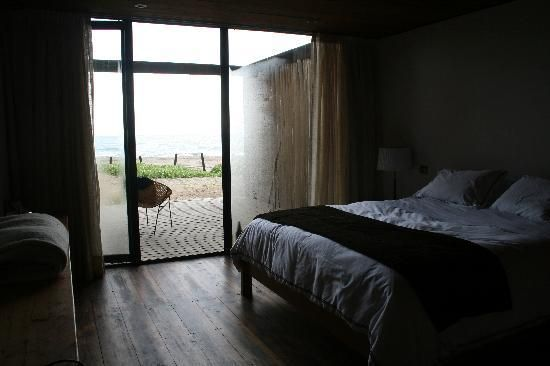 Hotel Surazo. Just south of San Antonio, Chile.