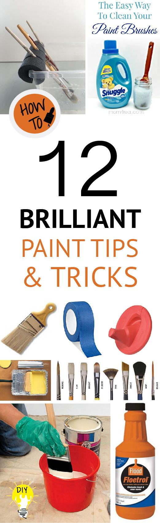 There are so many brilliant tips out there on ways to paint furniture, walls, everything, faster and more efficiently. Also,...  Read more »