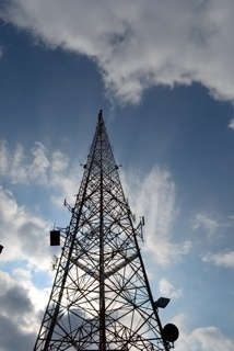 Cell Phone Tower~what is there now!!!