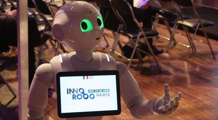 [Technologie] Les 10 robots les plus cool de l'Innorobo 2016 - Le salon Innorobo a encore une fois dévoilé son lot de robots et d'inventions folles. Des androïdes domestiques aux appareils industriels, des plus mignons aux plus flippants, petit tour d'horizon de ceux qui attirent le plus l'attention à l'Innorobo 2016. #domotique #innorobo #IOT